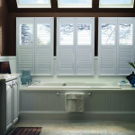 Columbia Window Covering, Polycore Shutters in Columbia